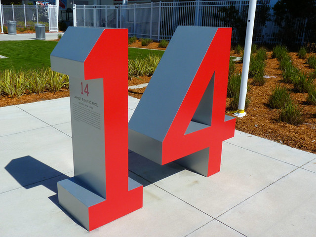 jetBlue Park - Jim Rice's #14