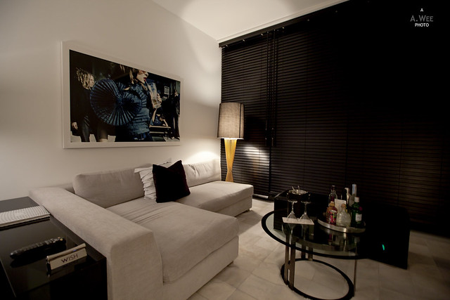 Sitting Area of the Room