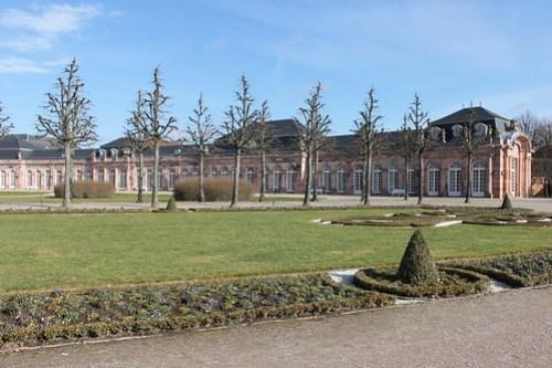 2013.03.09.065 - SCHWETZINGEN - Schwetzinger Schlossgarten - Nördlicher Zirkelbau