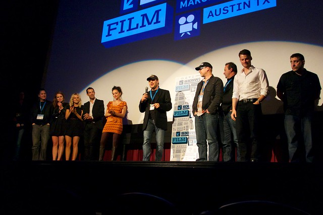 SXSW Film - Reality show director's discussion