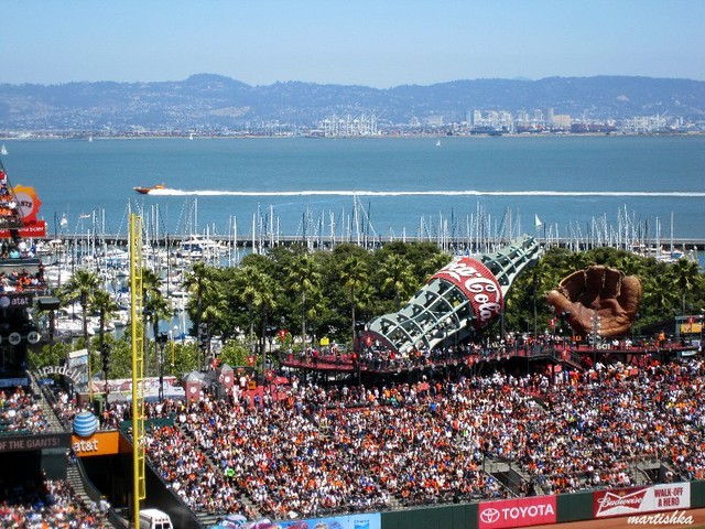 Baseball SF Giants