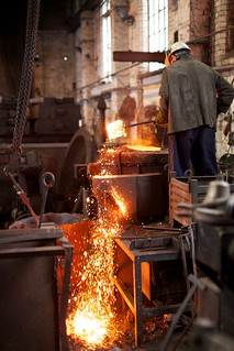 Taylor's Bell Foundry - Money Shot