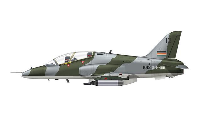 Kenyan AF 82 BAe Hawk Mk52