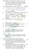 UPTU B.Tech Question Papers -TEC-606- Analog & Digital Comm. Engineering