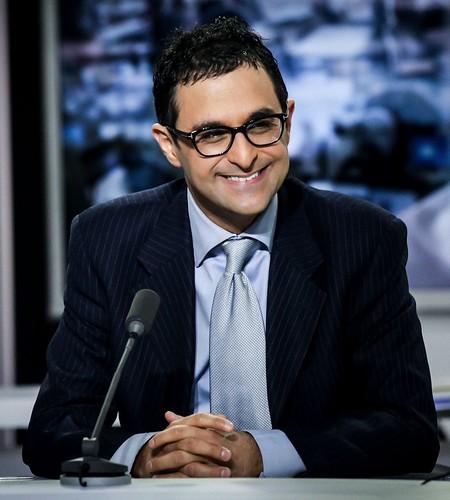"""Arash Derambarsh,¨Président du Club """"Courbevoie 3.0"""" en débat à I>Télé by Arash Derambarsh"""