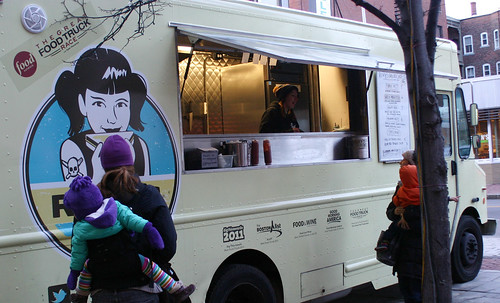 Roxy's Gourmet Grilled Cheese food truck