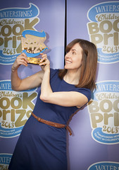 Waterstones Children's Book Prize Winner Annabel Pitcher