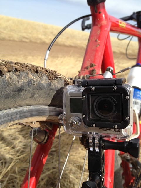 GoPro HERO3 Mountain Bike Ride