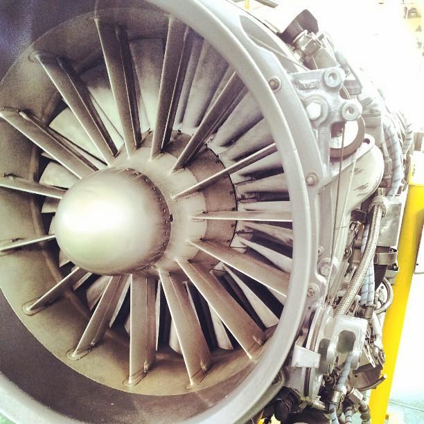 J85 Jet Engine Flickr