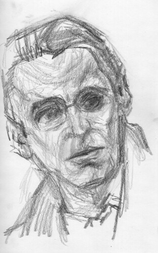 Yeats sketch by husdant