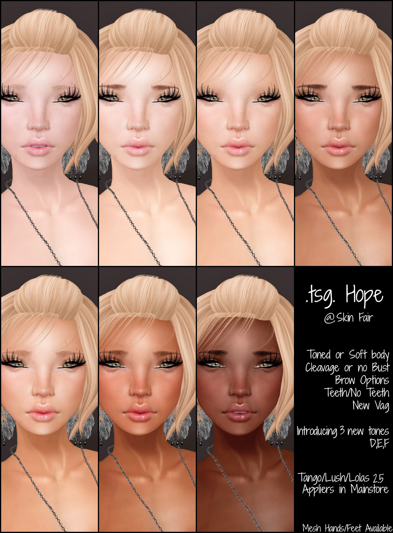 .tsg. Hope@Skin Fair