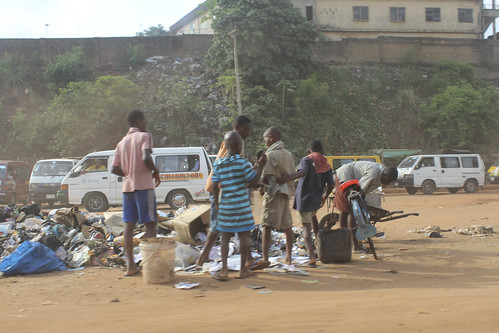 Garbage Patch kids - Onitsha by Jujufilms