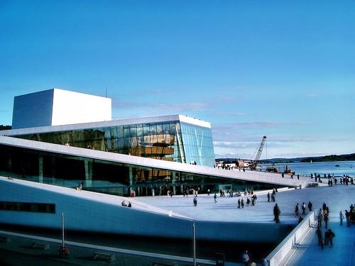 Den Norske Opera, Oslo by SpatzMe