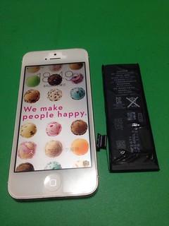 168_iPhone5のバッテリー交換