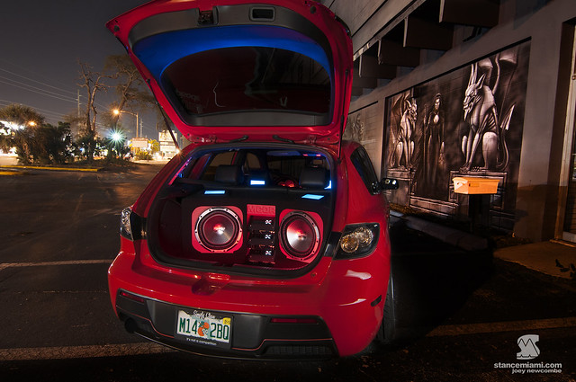 Mazda Speed StereoWM