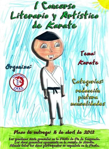 Concurso Literario y Artístico de Karate