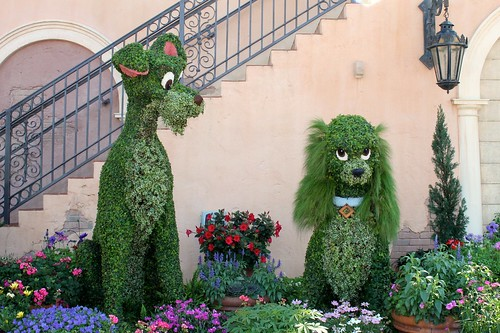 Epcot Flower & Garden Show Preview