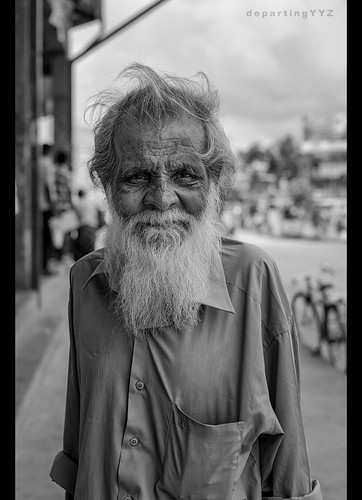 Old Man Take A Look At My Life... (Sri Lanka)