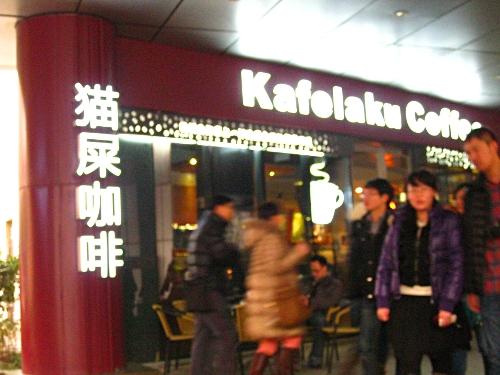 Kafelaku - Katzenscheißekaffee