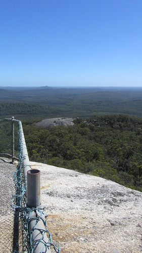 mount frankland fire lookout point
