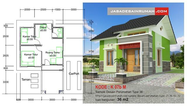 Biaya Renovasi Rumah Minimalis Type 36 | Blog Rumah ...