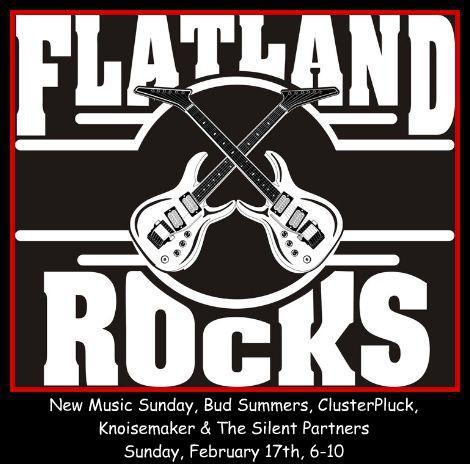 Flatland Rocks 2-17-13