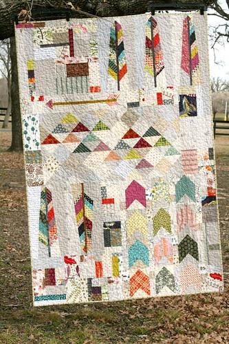 Native quilt
