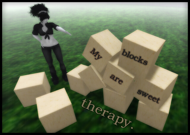 Block therapy...