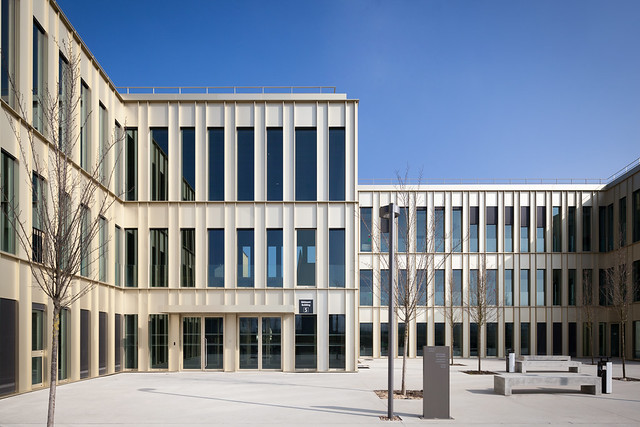 HEC, School of Management | France | by David Chipperfield Architects