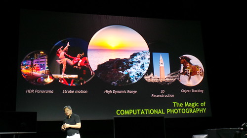 Nvidia Press Conference - Computational Photography / HDR