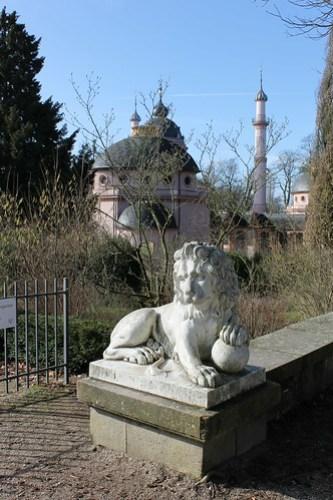 2013.03.09.099 - SCHWETZINGEN - Schwetzinger Schlossgarten - Rote Moschee