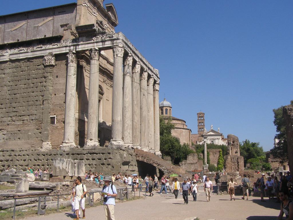 Rome_Forum Romanum