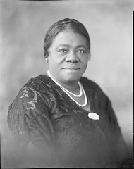 National Council of Negro Women Mary McLeod Bethune: 1930 ca