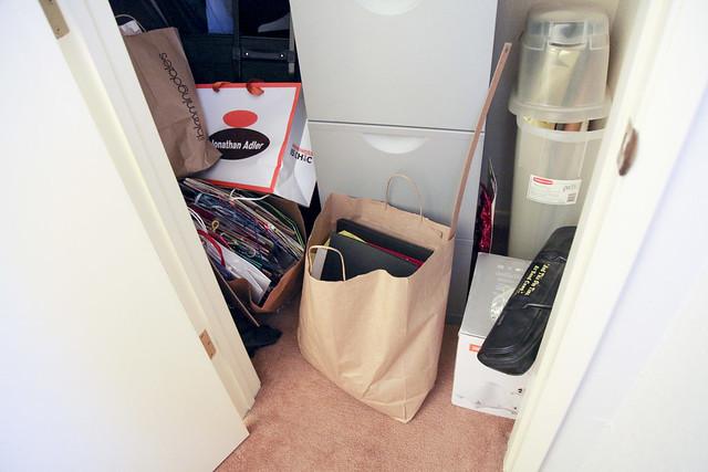 Office Closet - Before