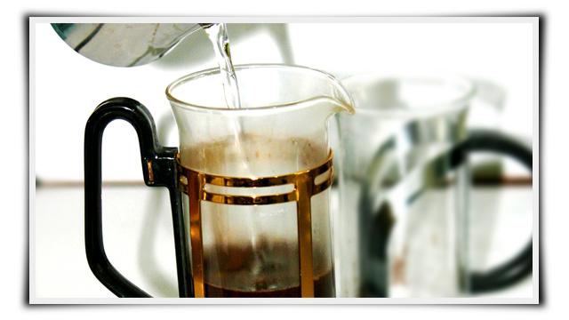 Perfect Kopi Luwak Coffee with French Press, kopi luwak, seduh