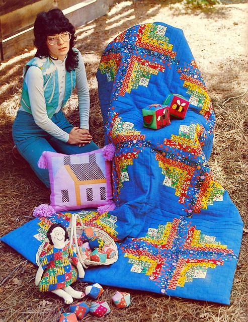 Quilting Overload 1973