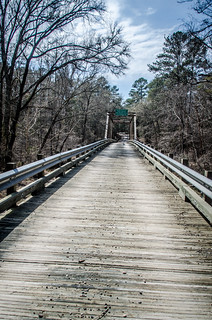 Long Cane Creek Steel Bridge