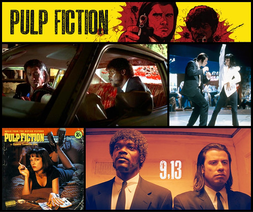 MONDO TARANTINO - PULP FICTION