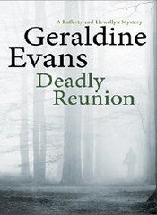DEADLY REUNION EBOOK AND HARDBACK COVER