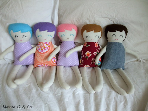 Rag Dolls (6)
