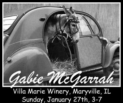 Gabie McGarrah 1-27-13