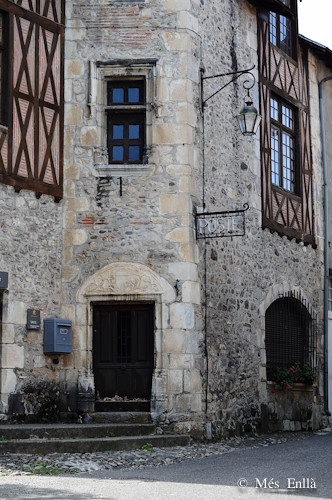 Casa medieval de Saint Bertrand de Comminges