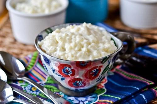 Vanilla Bean Rice Pudding-11