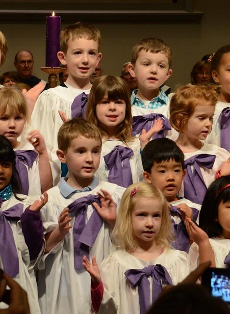 Singing in the Choir
