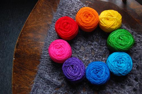 Babycakes Rainbow