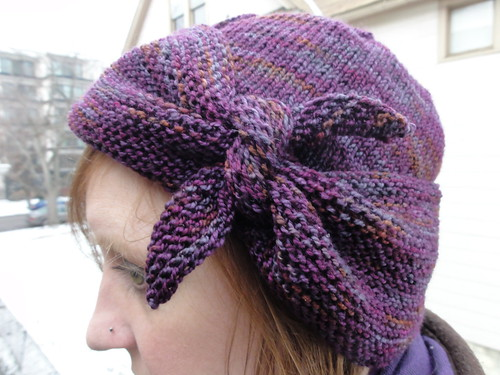 Twist and Slouch Hat