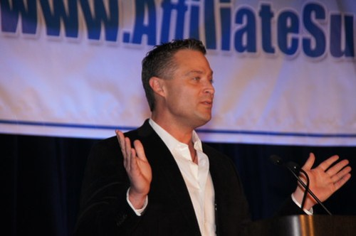 Julie Clark Keynote at Affiliate Summit West 2013