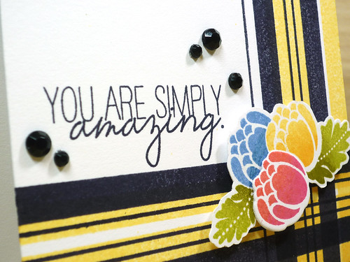 You Are Simply Amazing - Close Up