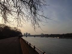Thames River + Battersea Park