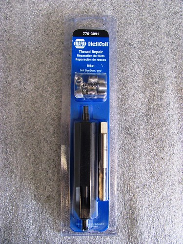 Helicoil M6x1 Repair Kit